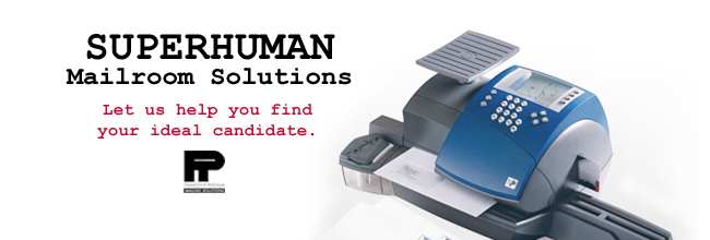Superhuman mailroom solutions. Let us help you find your ideal candidate.